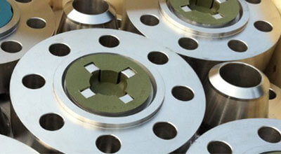 Alloy Steel Ring Type Joint Flanges