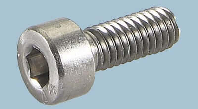 Nickel Alloy Cap Screw
