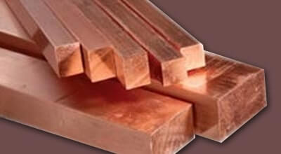 Copper Nickel Cu-Ni 70/30 Square Bars