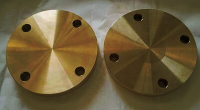 Copper Nickel Cu-Ni 70/30 Blind Flanges