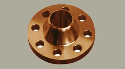 Copper Nickel Cu-Ni 90/10 Weld Neck Flanges