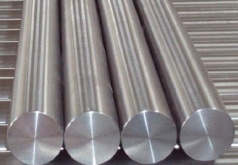 High Nickel Alloy Steel Round Bars