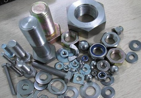 High Nickel Alloy Steel Fasteners