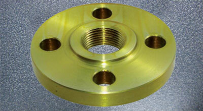 Nickel Alloy Screwed / Threaded Flanges