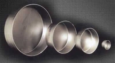 Nickel Alloy Pipe End Caps
