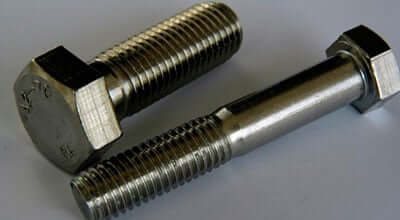 Alloy Steel Hex Head Bolts
