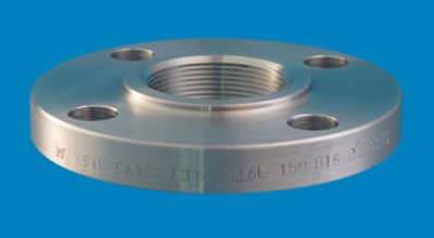 Stainless Steel Screwed / Threaded Flanges