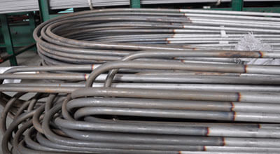 Alloy Steel U Bend Tubes